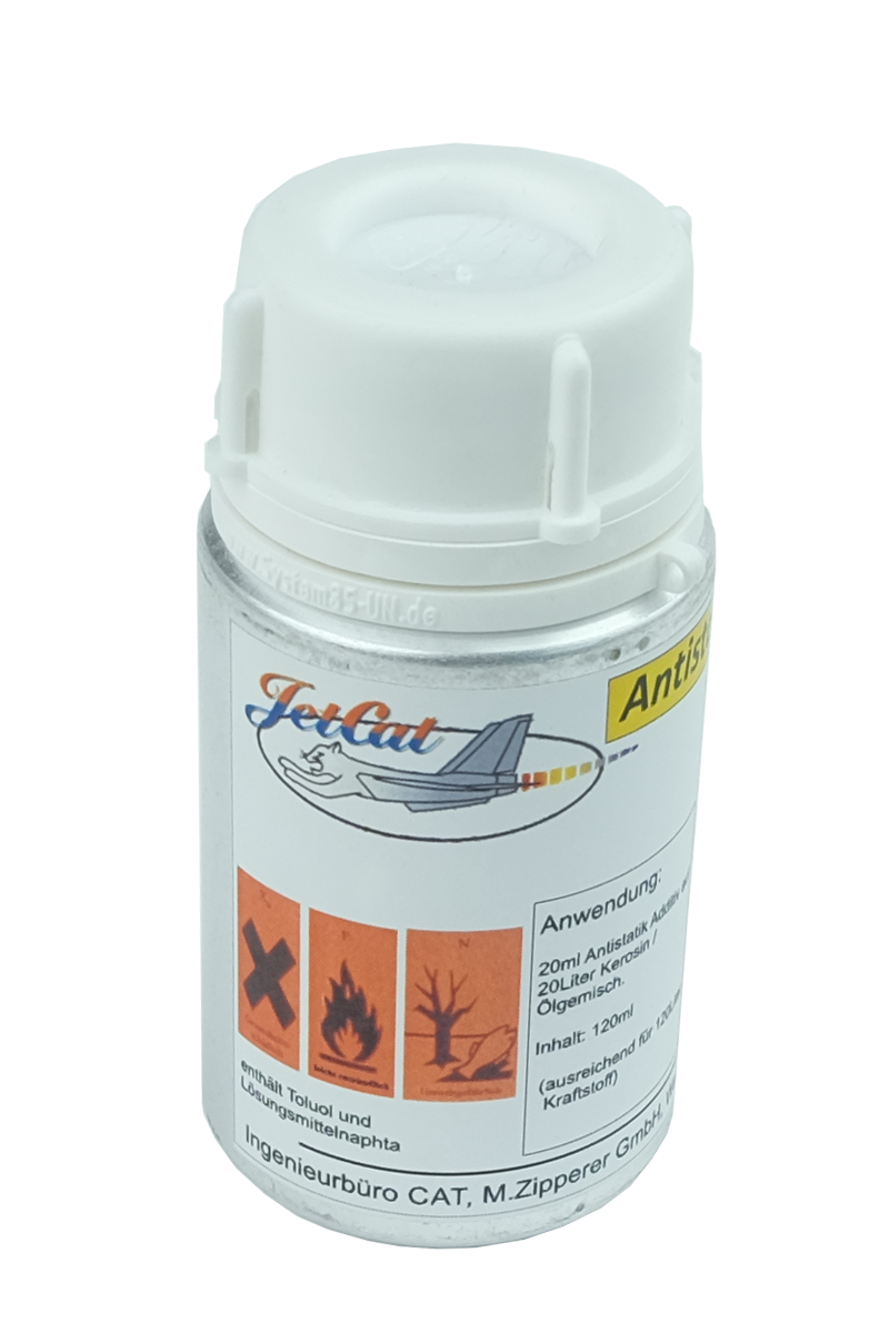 JetCat Antistatic additive 120ml